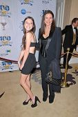 Mimi Rogers and daughter Lucy at the 2010 Night of 100 Stars Oscar Viewing Party, Beverly Hills Hote