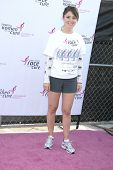 Shiri Appleby at the 14th Annual Susan G. Komen LA County Race for the Cure, Dodger Stadium, Los Angeles, CA. 03-14-10
