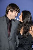 Ashton Kutcher and Demi Moore  at the 18th Annual