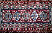 Handemade Slavic Carpet