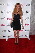 Jasmine Dustin  at the Star Magazine Celebrates Young Hollywood Party, Voyeur, West Hollywood, CA. 03-31-10