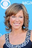 Hannah Storm  at the 45th Academy of Country Music Awards Arrivals, MGM Grand Garden Arena, Las Vega