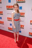 Sammi Hanratty at the Los Angeles Premiere of