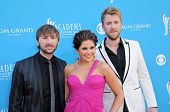 Lady Antebellum  at the 45th Academy of Country Music Awards Arrivals, MGM Grand Garden Arena, Las Vegas, NV. 04-18-10