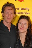 Steven Weber and family at the 2009 PS Arts