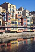 Girona in Catalonia, Spain