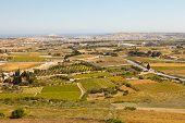 Malta Countryside and Coastline, Mdina