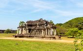 Temple in Angkor Thom Cambodia