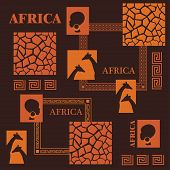 African design.