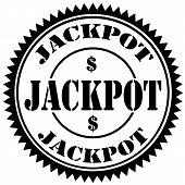 Jackpot-stamp