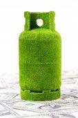 eco gas tank concept