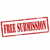 Free Submission-stamp