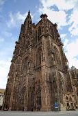 Cathedral of Our Lady. Strasbourg, France