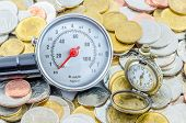 Time Spent On Making Money (time Is Money)