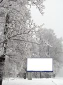 Snow Billboard