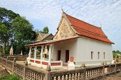 image of chan  - temple at wat thep chan loi - JPG