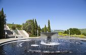 Artesa Winery in Napa Valley, California