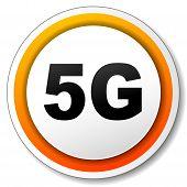 Five G Icon