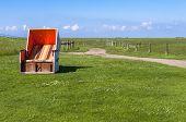 Beach Chair on Langeness