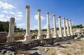 Ruins Of Beit She'an