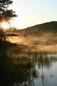 Early Morning in Northern Ontario