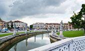 The Largest Italian Square