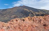 Red Rocks Of Etna