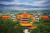 Chongsheng Monastery. Dali, China