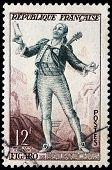 Figaro Stamp