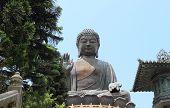 pic of lantau island  - The Big Buddha - JPG