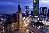 Frankfurt Hauptwache am Dusk1
