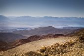 pic of mountain chain  - The Mountain Ranges Chain of Timna Part of The Eilat Mountains