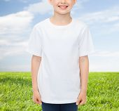 image of pre-teen boy  - advertising - JPG