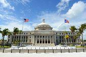 foto of capitol building  - Puerto Rico Capitol  - JPG