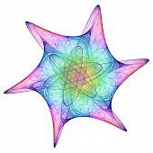 Cosmic Snowflake