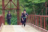 Hmong Minority People of Sapa