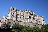 Royal Palace - Budapest, Hungary