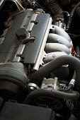 De moderne motor