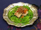 Pickled Codfish
