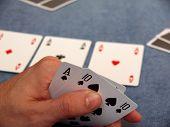 Poker - 2 Cards