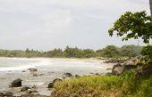 Long Bay Big Corn Island Caribbean Nicaragua