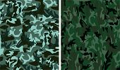 digital camuflaje patrones (bosque, urbanos, universales colores)