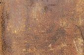 Rusty Metal Textured Background, Old Metal Iron Rust Background And Texture, Metal Corroded Texture, poster