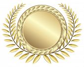 Gold award linten
