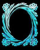 DigitalBlue Lace Frame