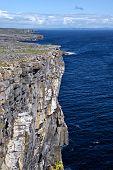 Overlooking the Atlantic ocean, Ireland