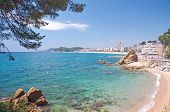 Lloret de Mar,Costa Brava,Spain