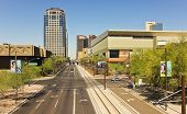 A Look At Downtown In Phoenix, Arizona