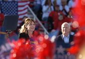 Sarah Palin And John Mccain