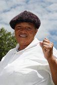 Happy Xhosa Woman